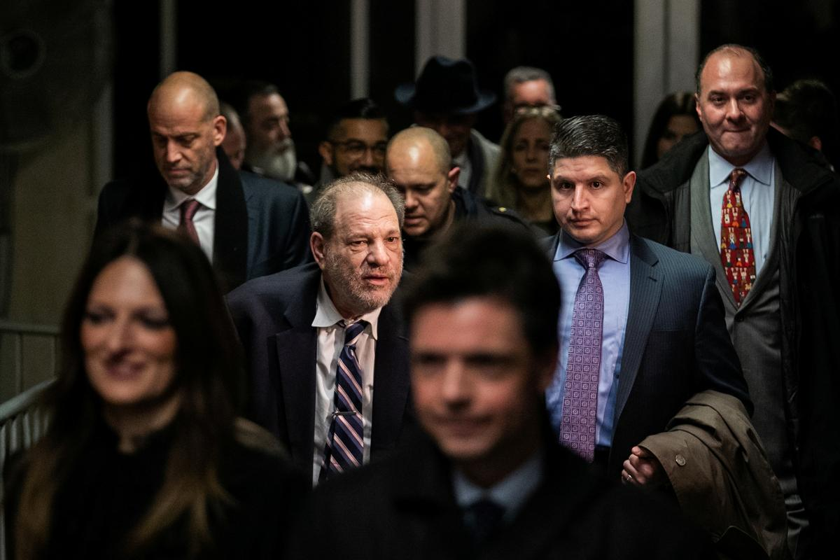 New York prosecutor to make closing argument in Weinstein rape case
