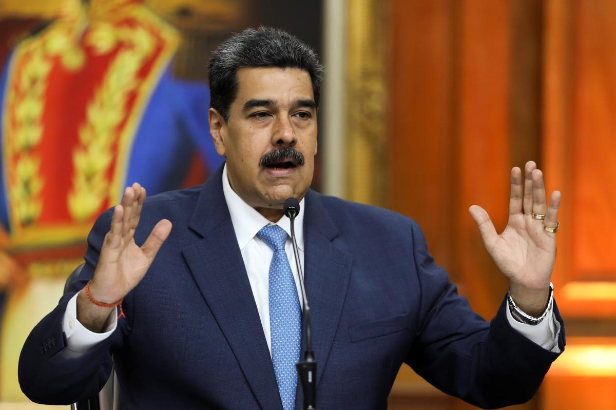Venezuela holds military exercises as Maduro attempts to show force