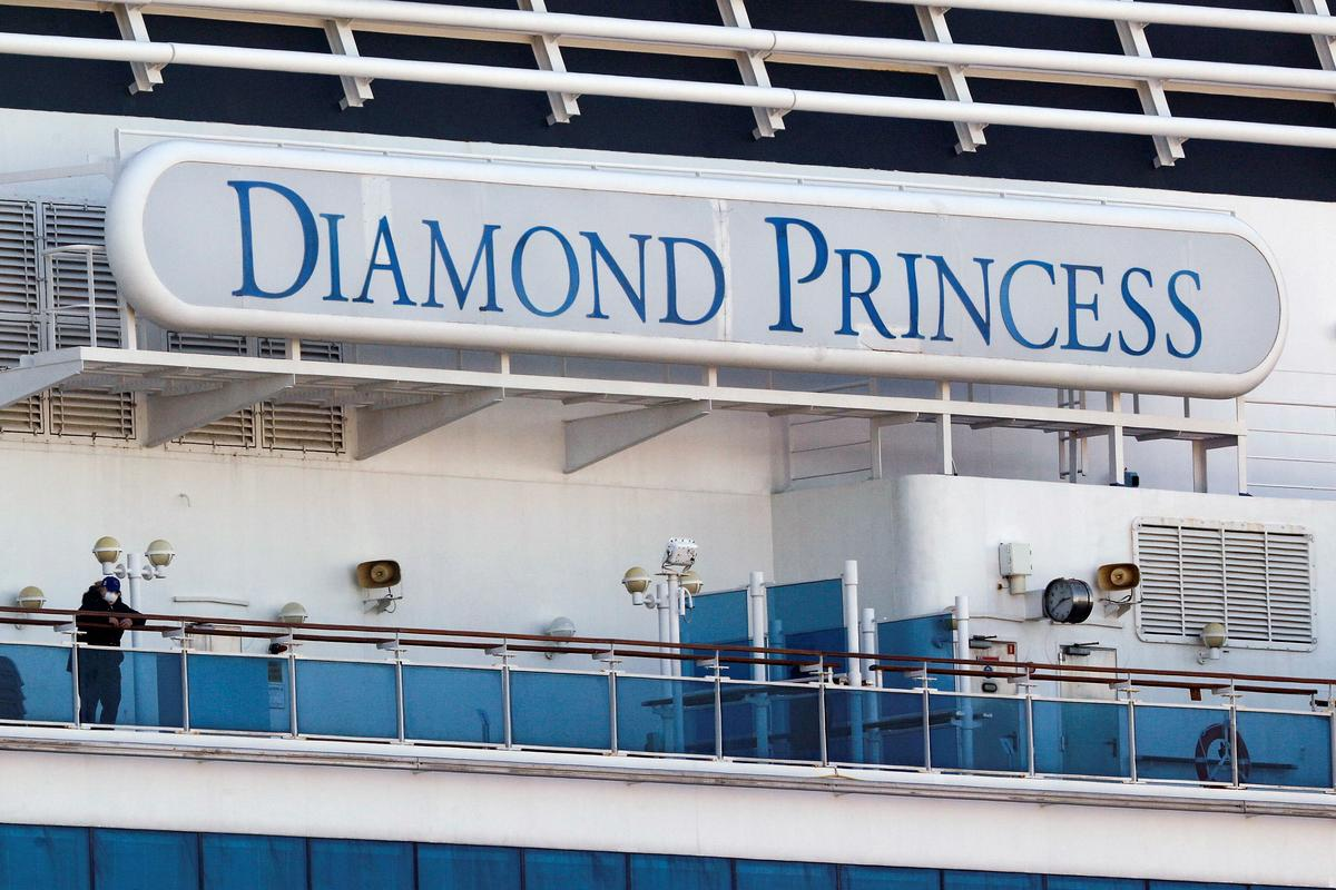 Hong Kong to arrange flights to take home passengers from Diamond Princess ship