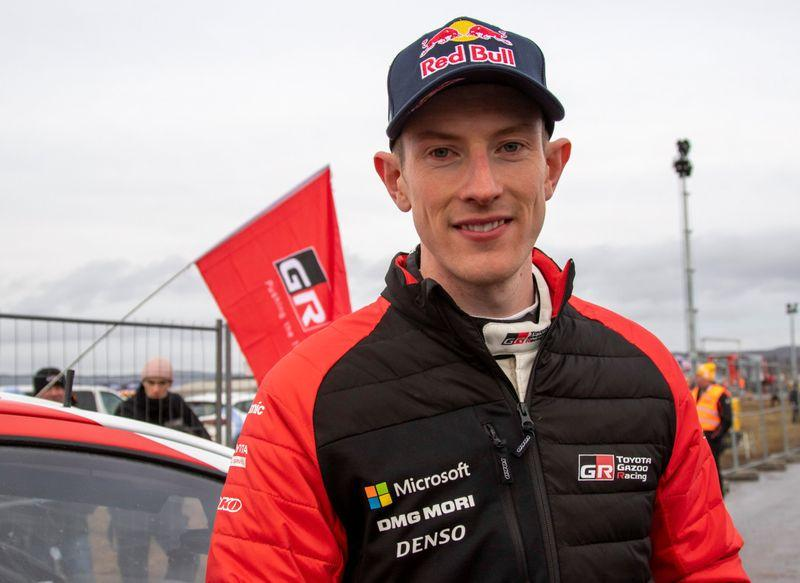 Rallying: Evans takes world championship lead with win in Sweden