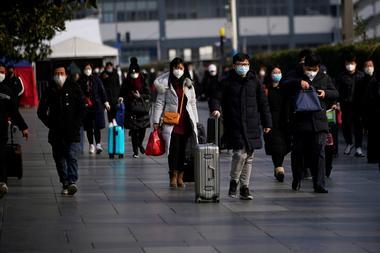 焦点:中国正在推动复工返岗和防控疫情间做艰难平衡
