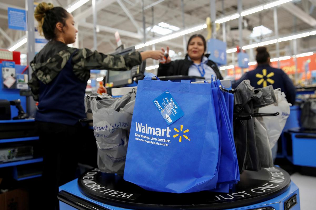 Walmart sees slowing online sales growth after lackluster holiday quarter