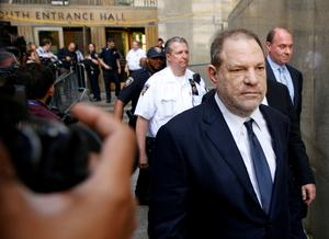 Key moments from Harvey Weinstein's rape trial