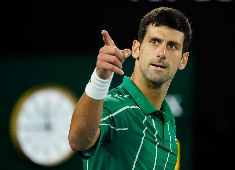 I do not feel unloved by opposition fans, says Djokovic