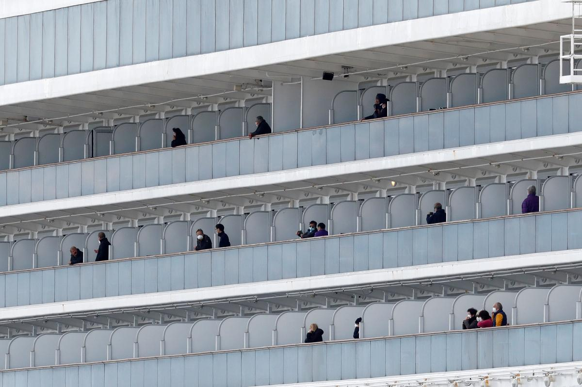 Diamond Princess passengers begin disembarking in Japan: NHK