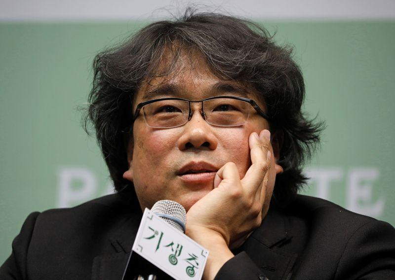 Director of Oscar-winning 'Parasite' did not want to sugarcoat inequality