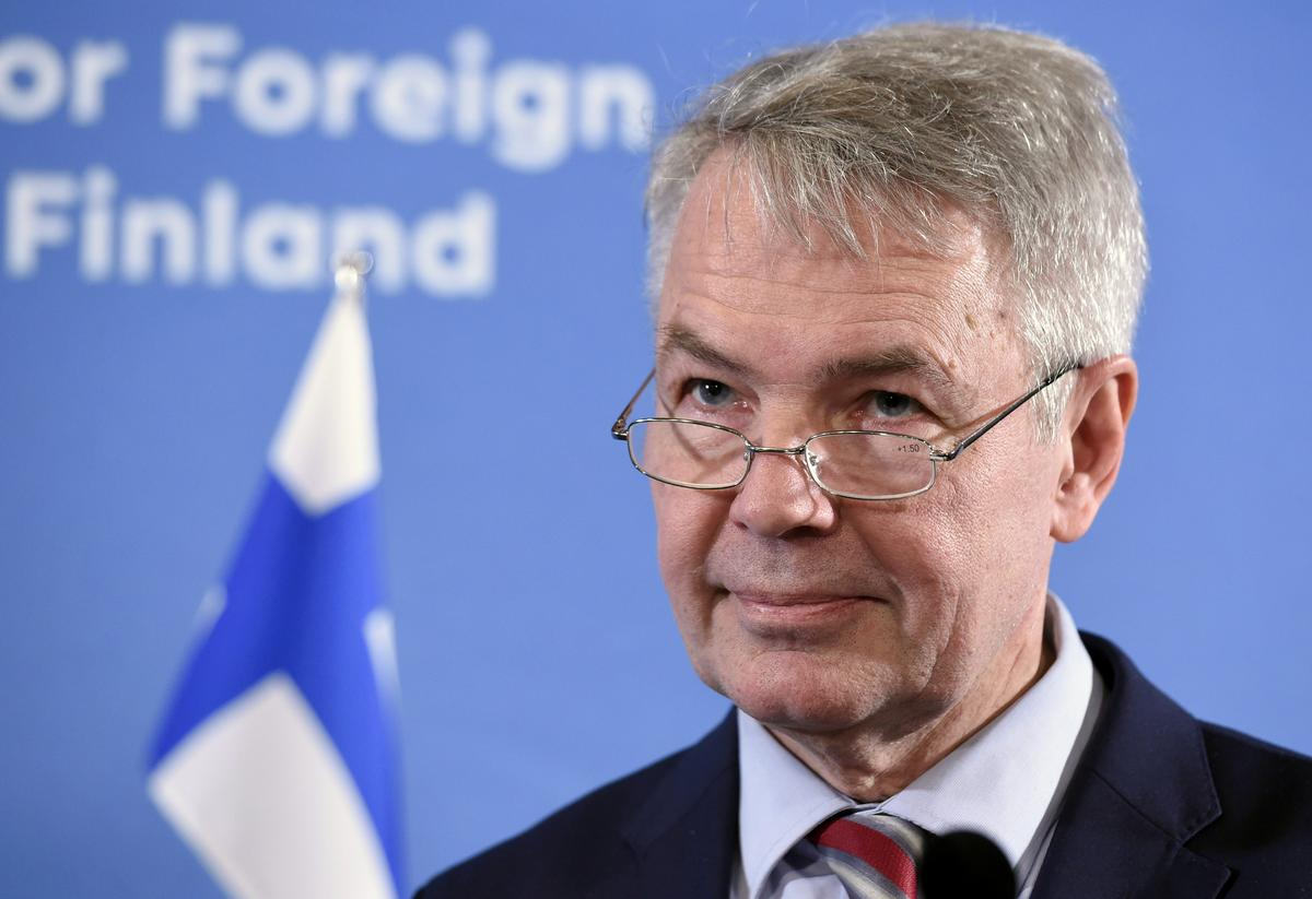 Finland's foreign minister faces probe over Syria repatriations