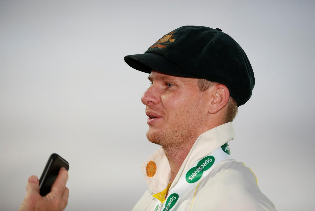 Smith happy to be back in South Africa for first time since Sandpapergate