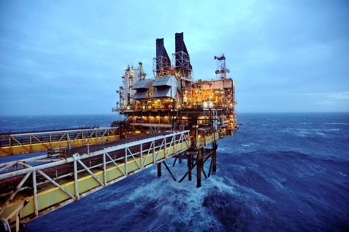 BP halts output at North Sea ETAP platform after power failure