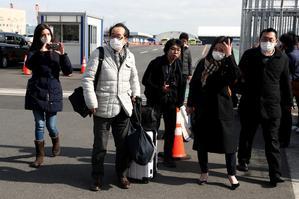 Passengers finally depart coronavirus cruise ship