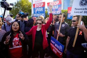 Democrats campaign in Nevada
