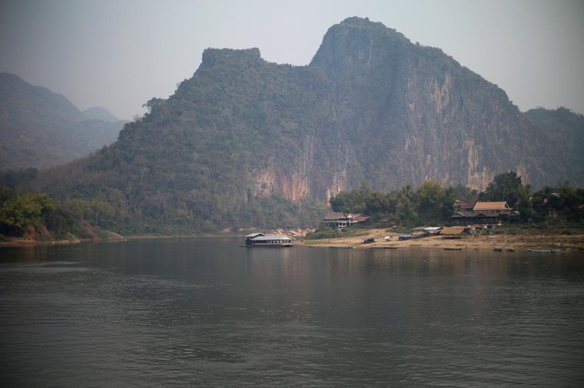 China releases water from dams to ease Mekong River drought, promises more help