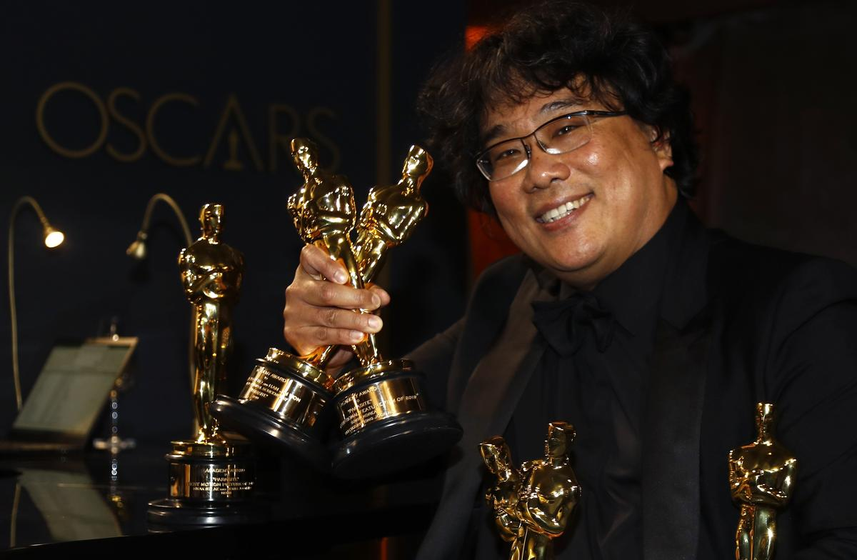 Pro-North Korea daily praises Oscar-winning 'Parasite' for 'exposing' South Korea's reality