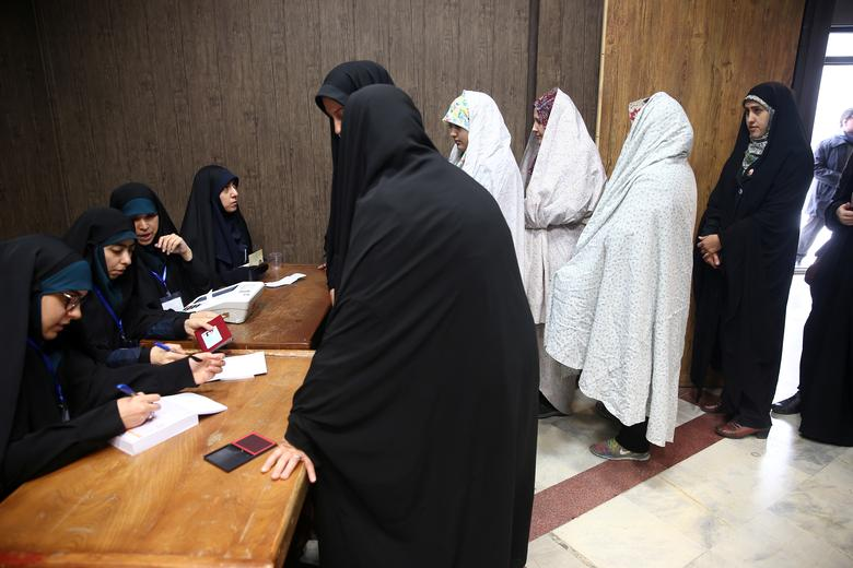 Risultato immagini per iran vote