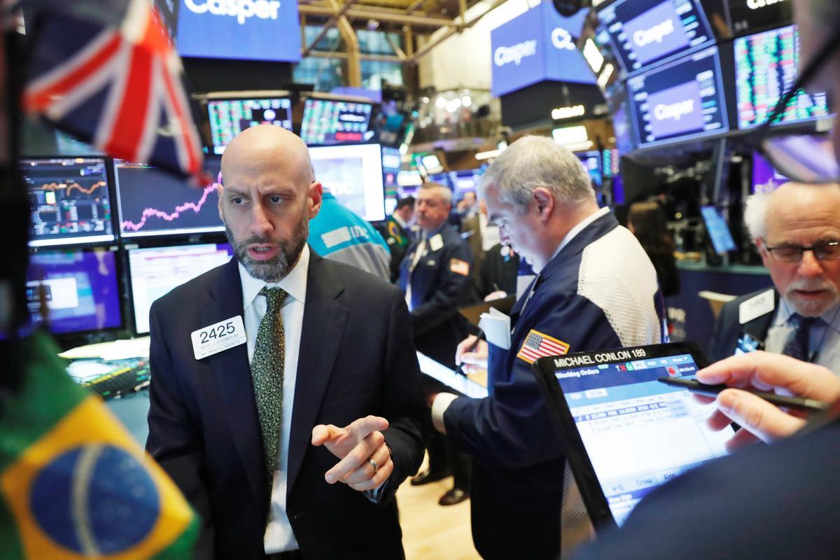 Stocks slide as coronavirus fears spur safe-haven buying