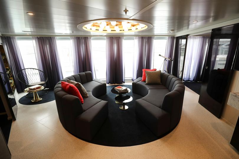Branson targets young travelers with Virgin Voyages cruise ship | Pictures | Reuters
