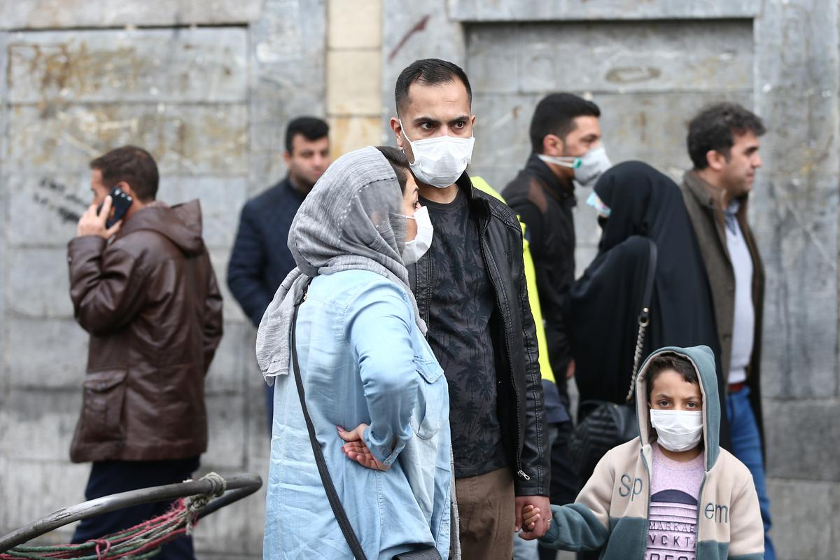 Ten new cases of coronavirus in Iran, one dead: health ministry