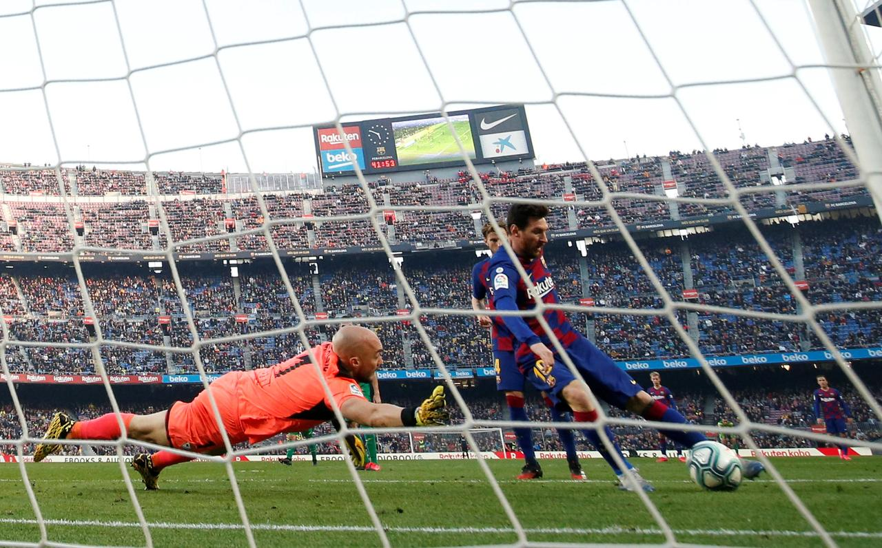 Image result for messi four goals