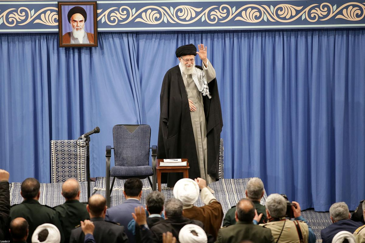 Iran's leader says enemies tried to use coronavirus to impact vote