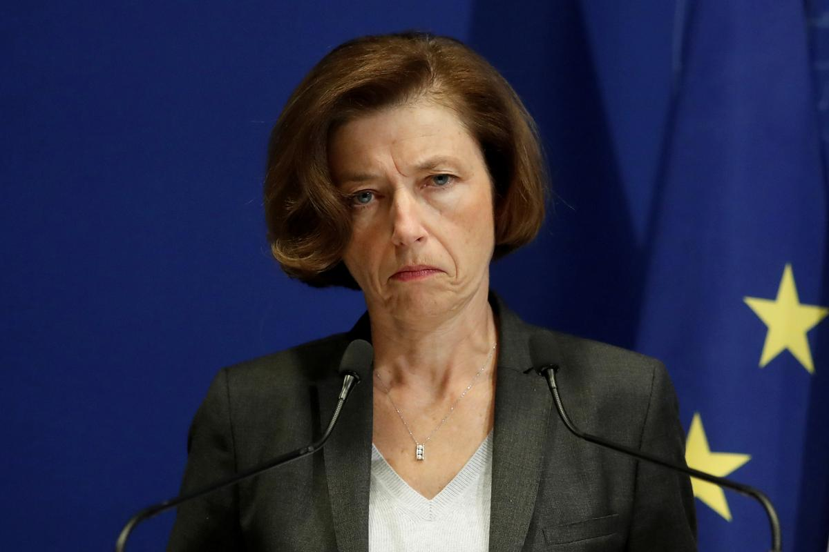 France stands by Greece over tensions in Aegean Sea - French defence min