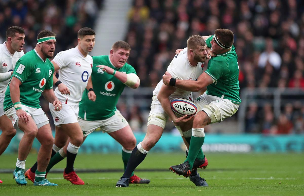 England overpower Ireland to reignite Six Nations hopes