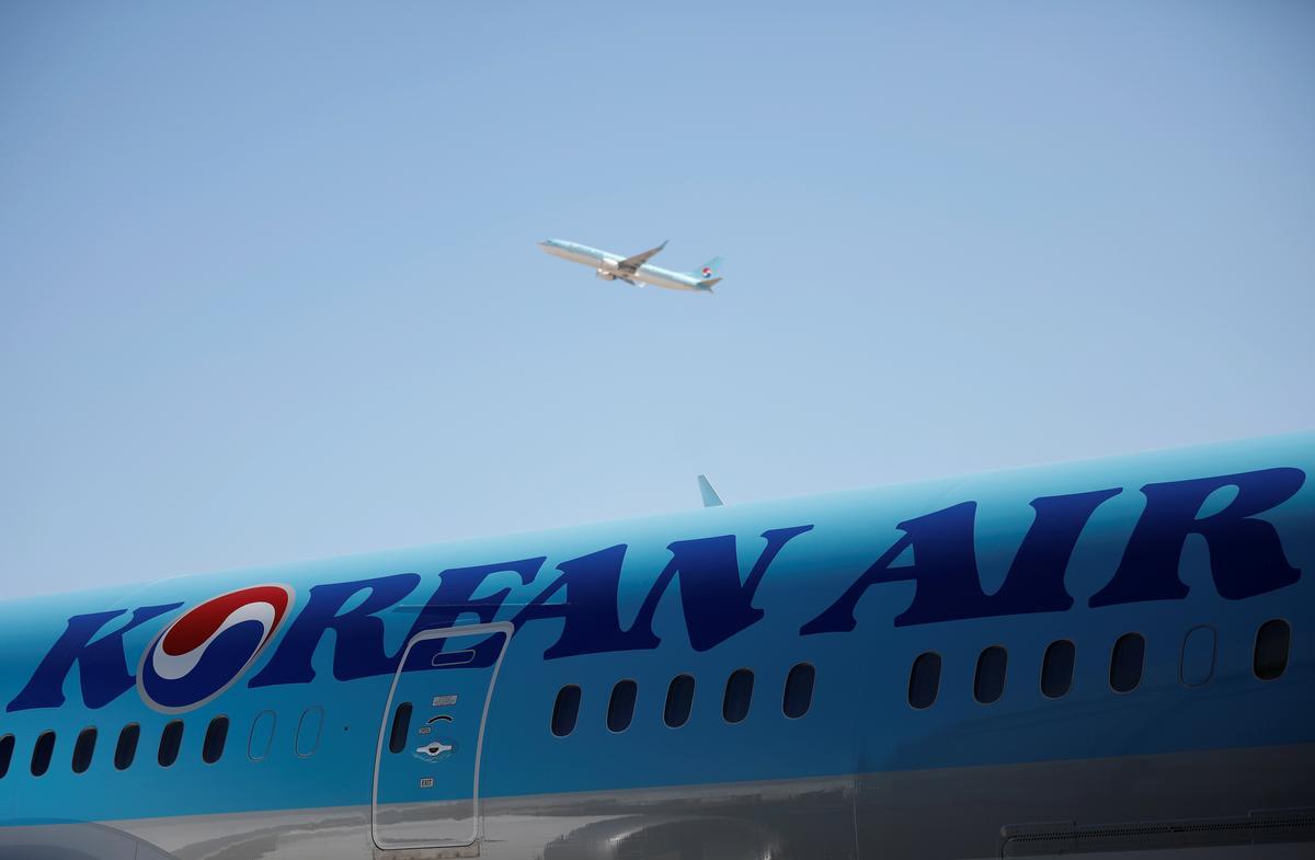 South Korean airlines halt flights to Daegu, city with most virus cases