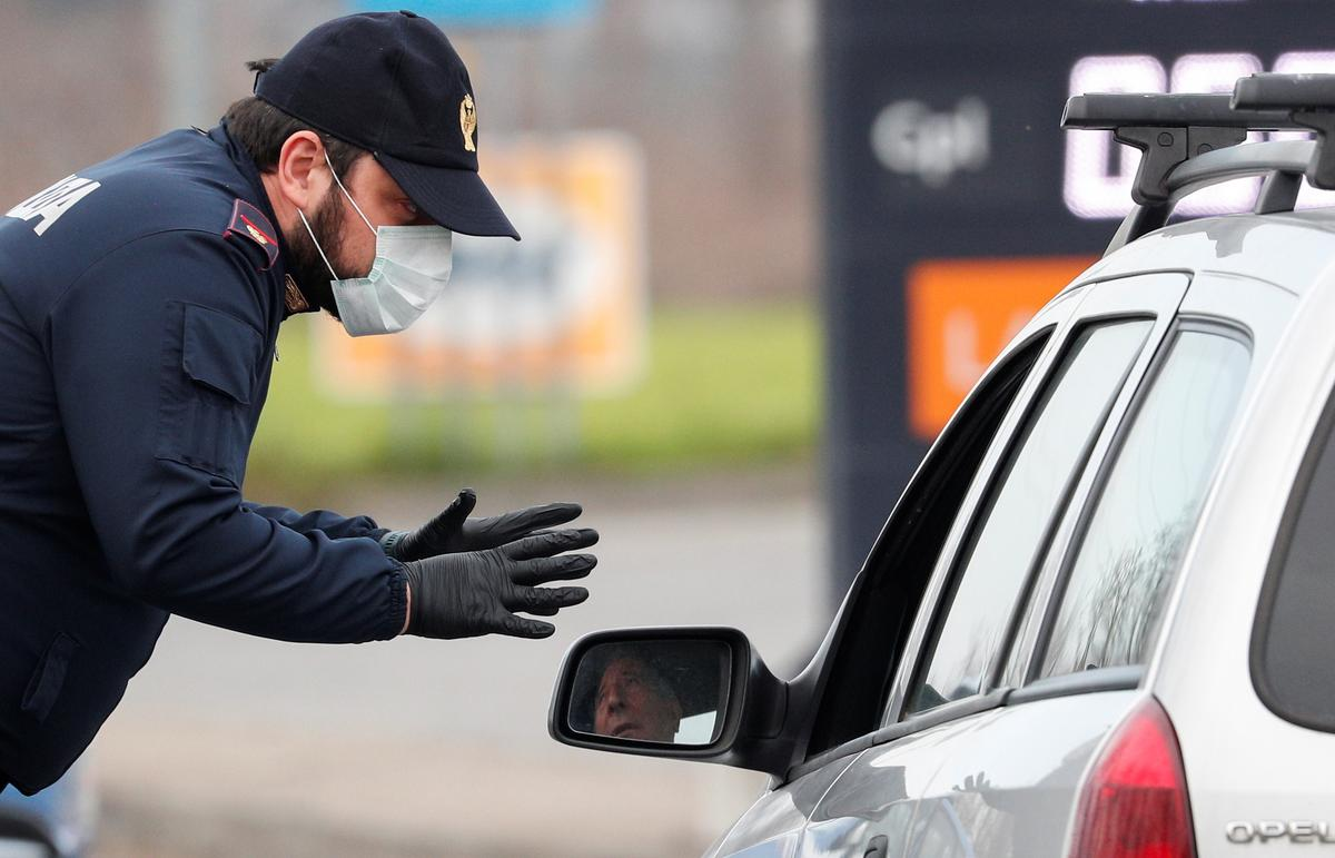 Fourth person dies in coronavirus outbreak in northern Italy - RAI radio