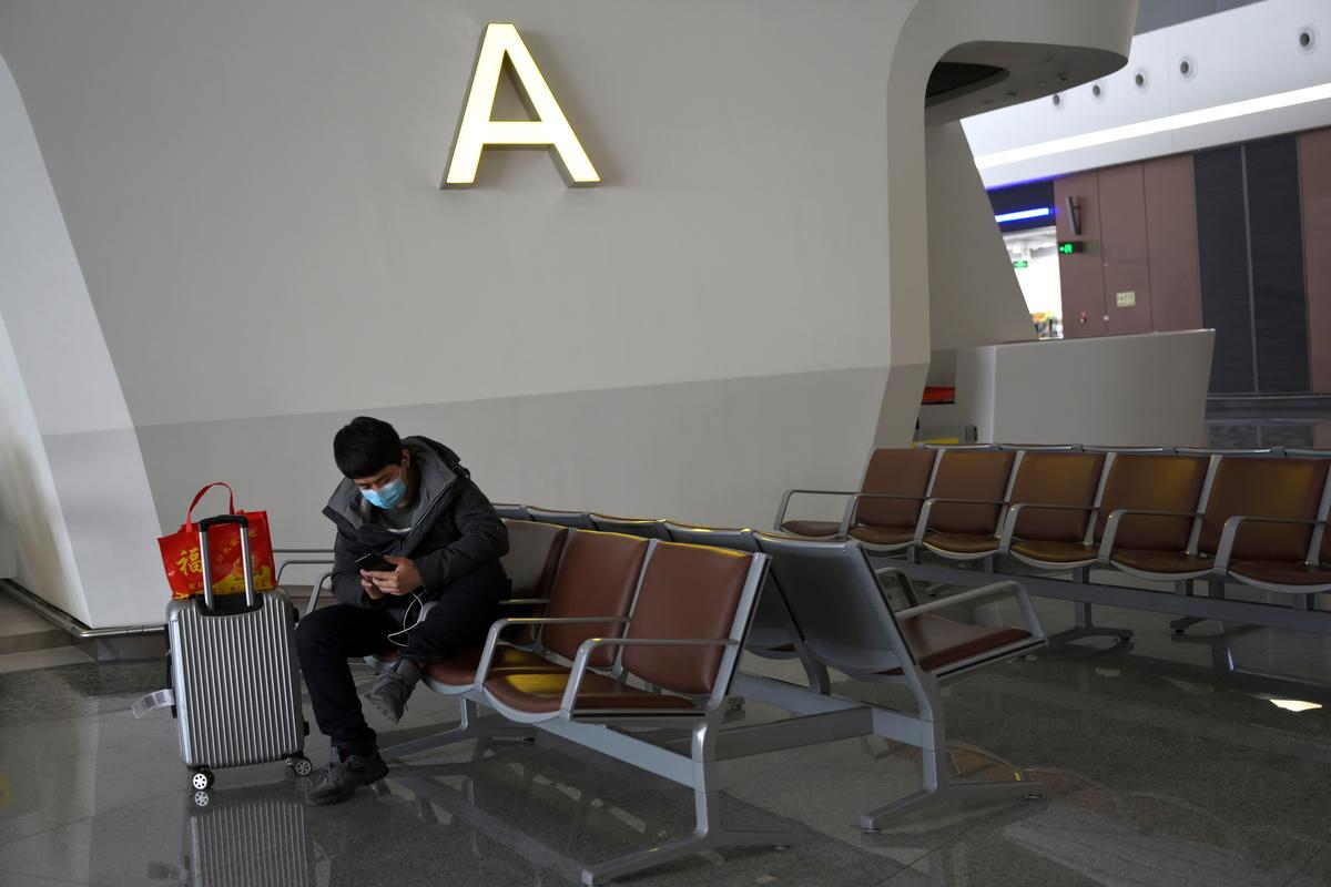 China warns against travel to U.S., citing unfair treatment in virus control