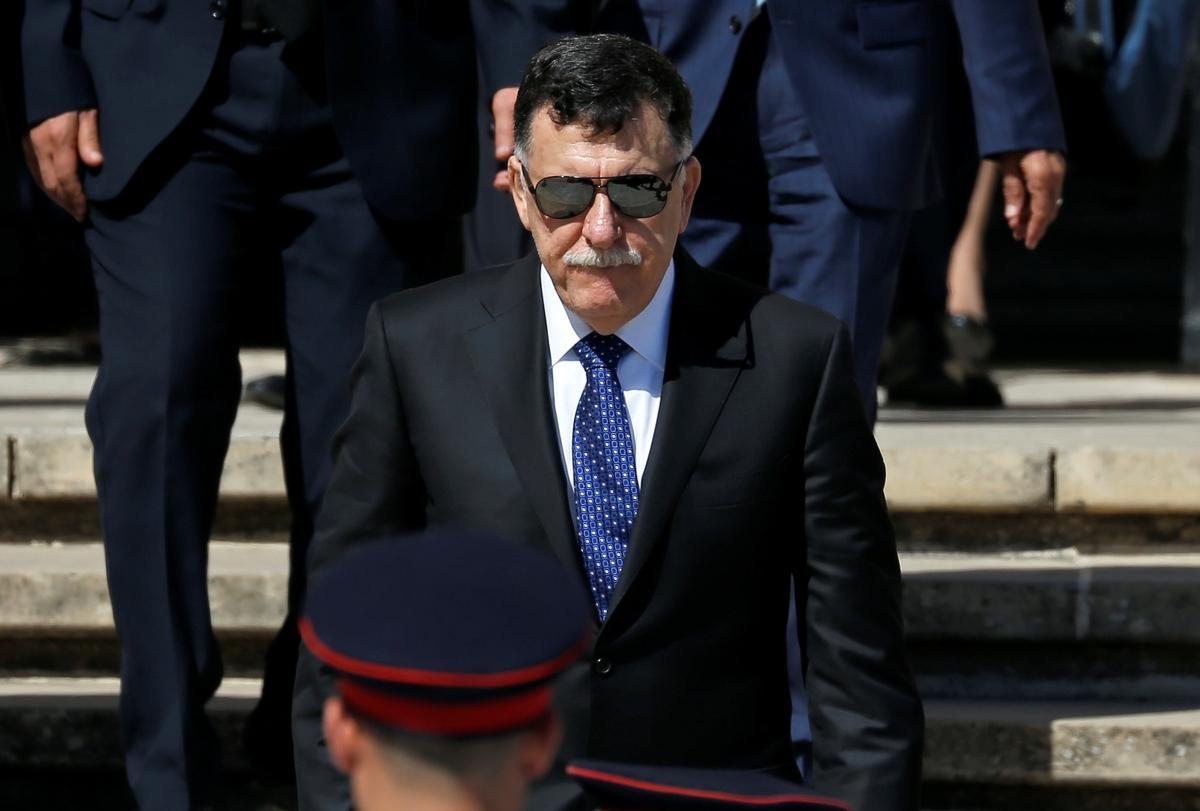 Libyan premier denounces Haftar as 'war criminal' at U.N.