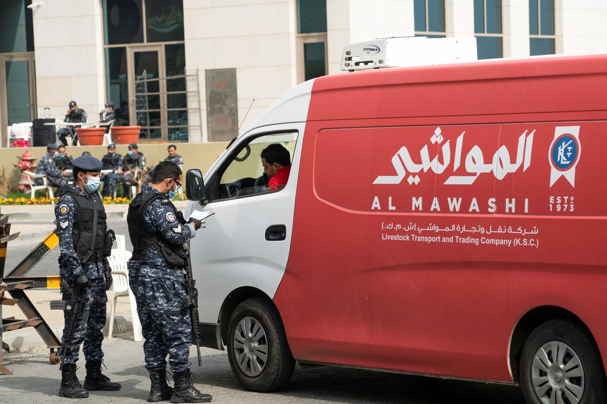 Three Gulf states, Iraq report first coronavirus cases, linked to Iran