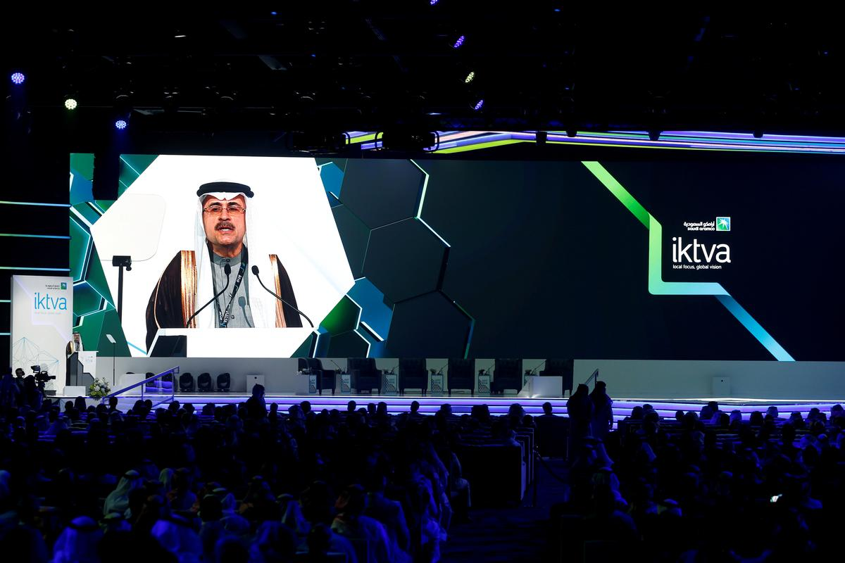 Saudi Aramco launches largest shale gas development outside U.S.