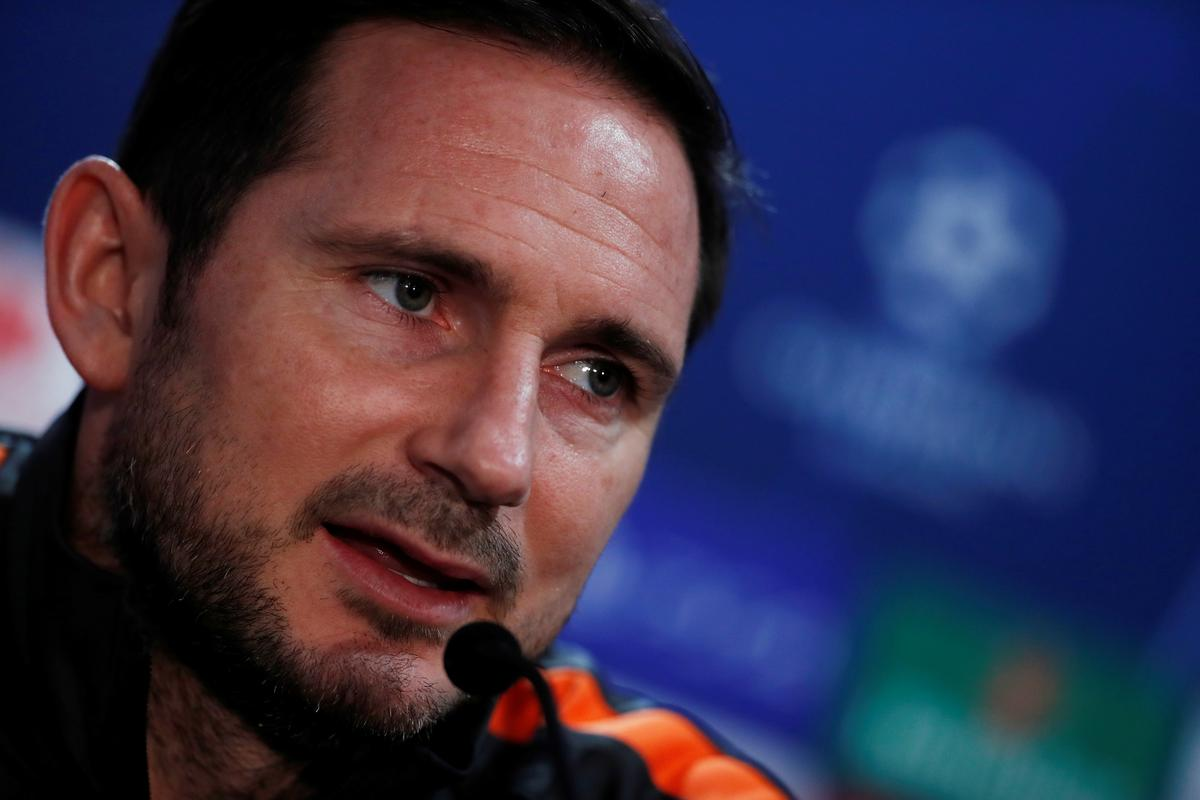 We have to suffer against Bayern, says Chelsea coach Lampard