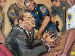Harvey Weinstein convicted of sexual assault and rape