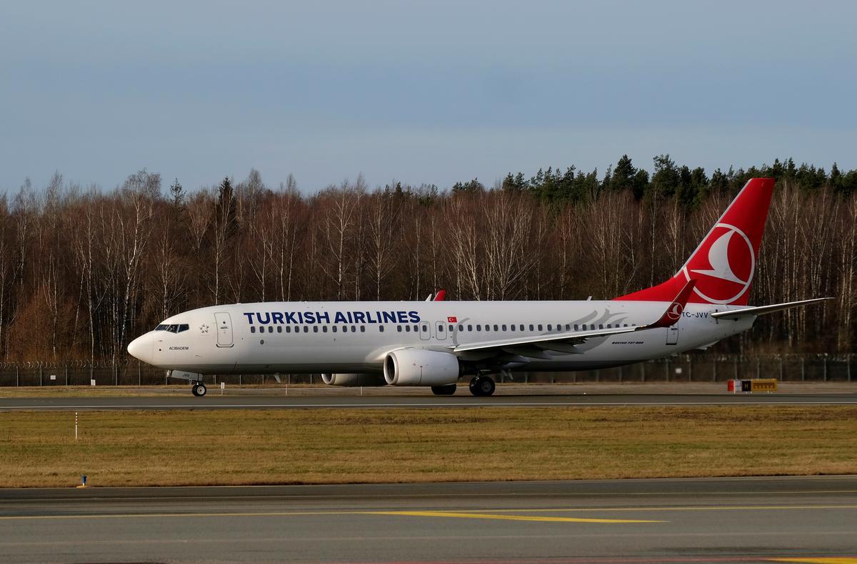 Turkish plane from Iran diverted to Ankara amid coronavirus worry