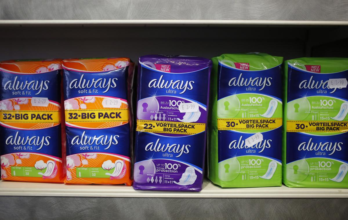 Scottish parliament approves free sanitary products for all women
