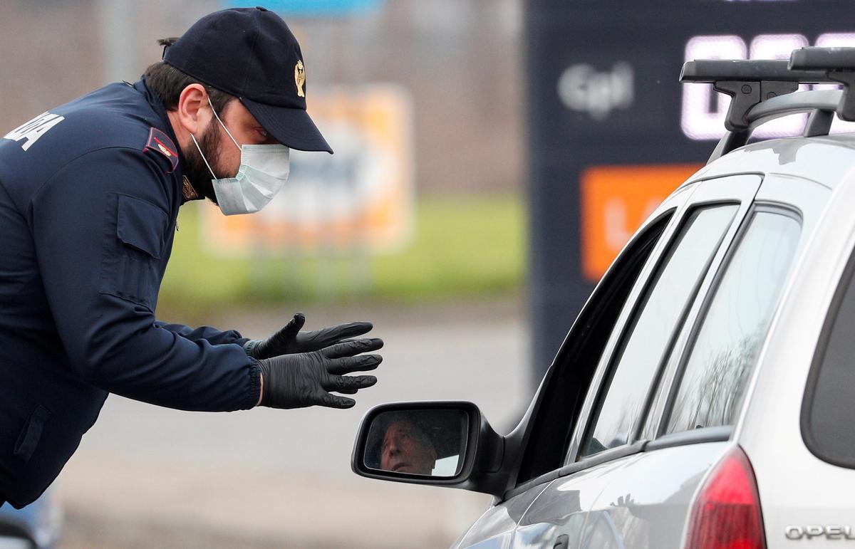 Goldman, Citi among banks curbing Italy trips over coronavirus fears