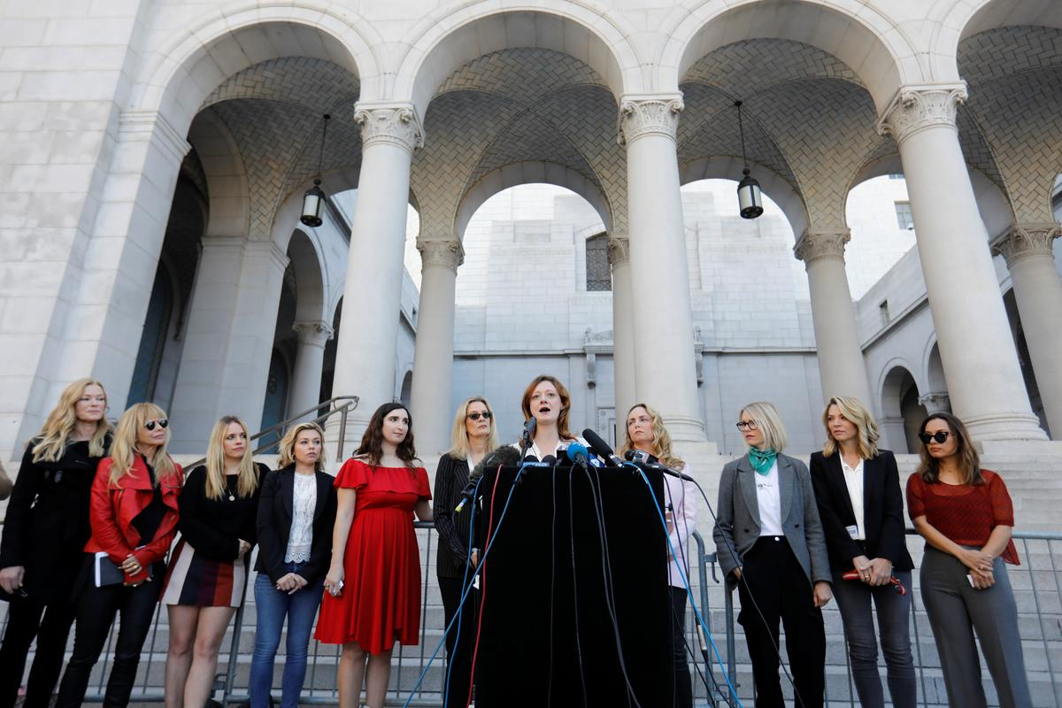 'You messed with the wrong women,' say Weinstein accusers, turning sights to LA