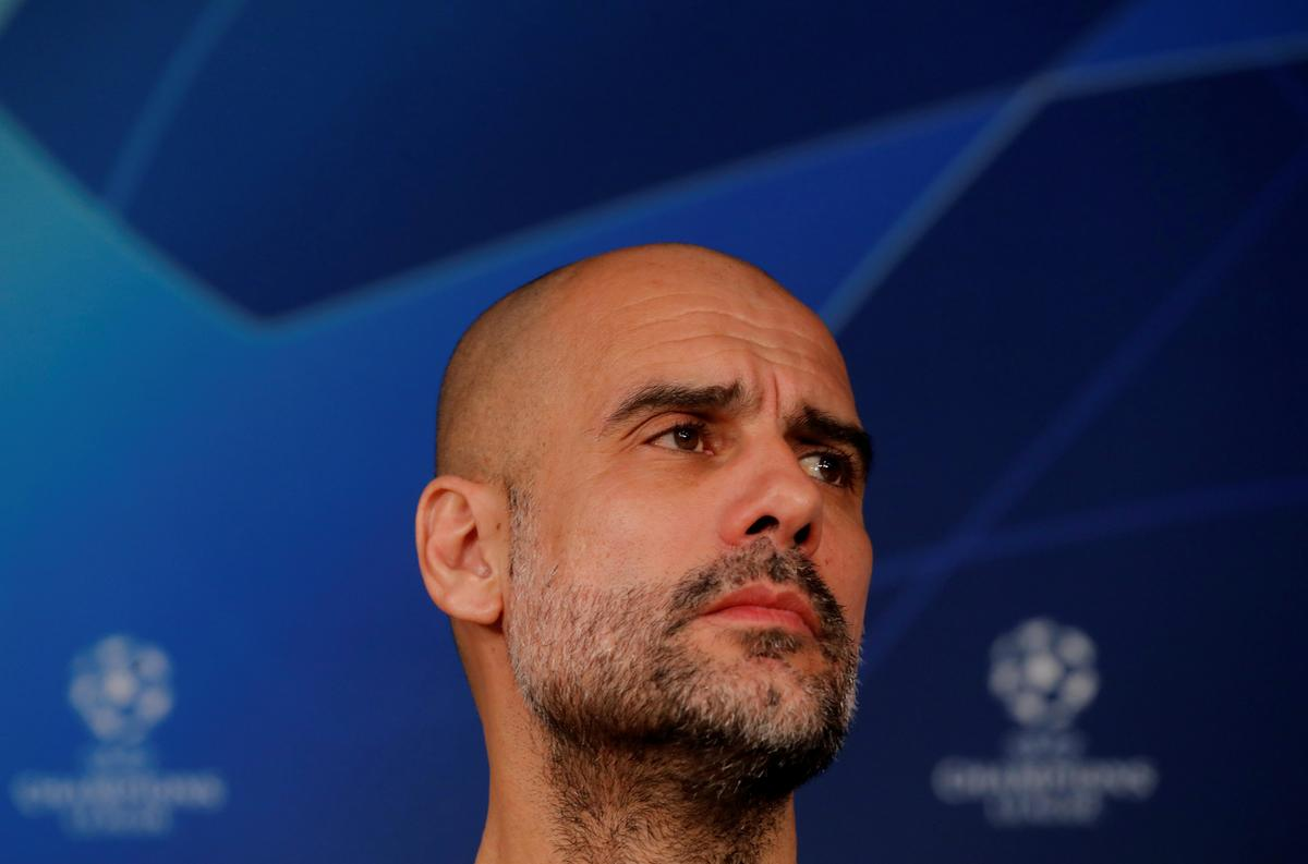Guardiola and Zidane exchange praise ahead of Real-City