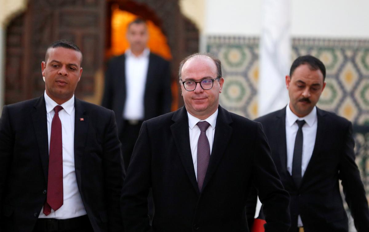 Tunisian parliament debates new coalition with economy in focus