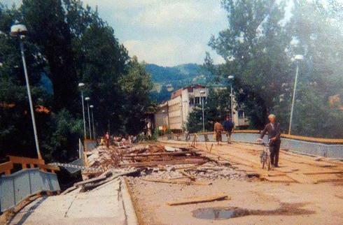 Bosnian War: Then and now