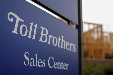 Toll Brothers says 11 home sales in California impacted by coronavirus