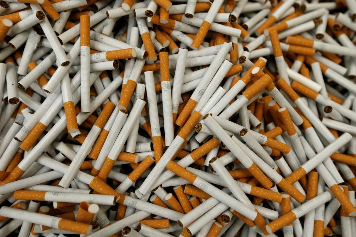 BAT's annual revenue, profit tops on strength in traditional cigarettes business