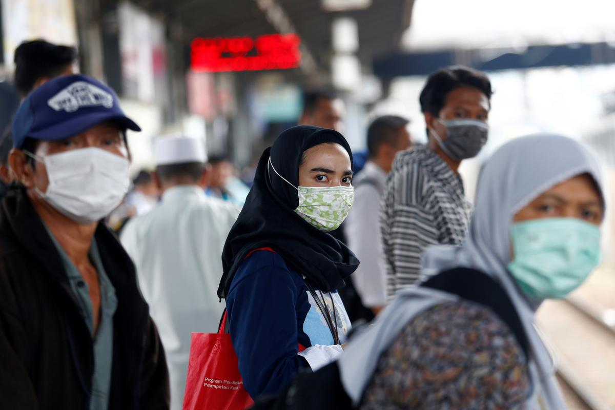 Indonesia says lack of coronavirus cases a blessing from God