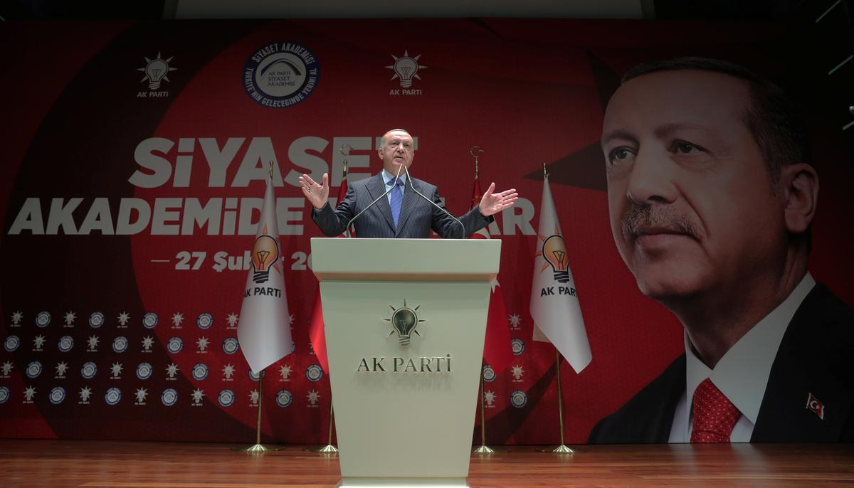 Erdogan says three more Turkish soldiers killed in Syria's Idlib