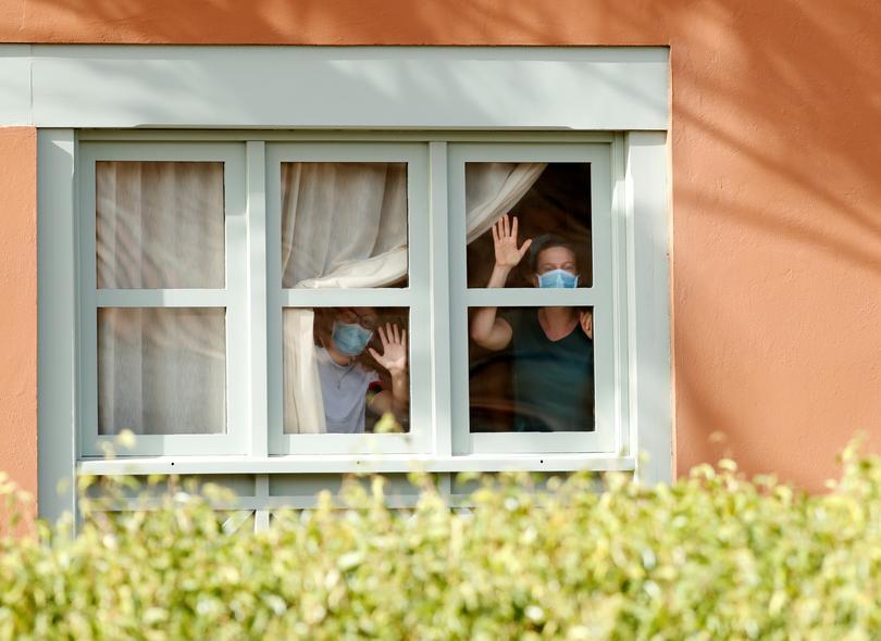 Spanish hotel under quarantine over coronavirus | Pictures | Reuters