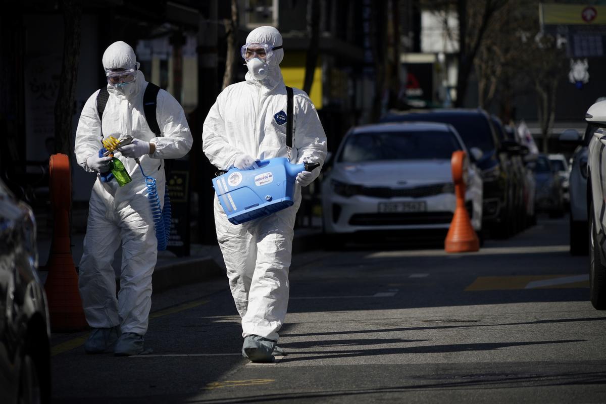 South Korea reports 256 new coronavirus cases, total 2,022: KCDC