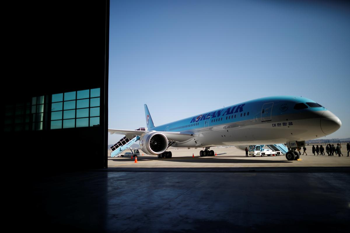 Korean Air says it will not allow passengers with fever to fly to U.S.