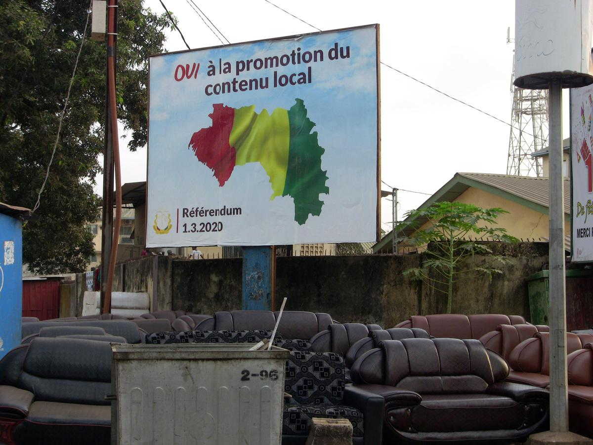 Guinea delays disputed referendum that could extend veteran Conde's rule