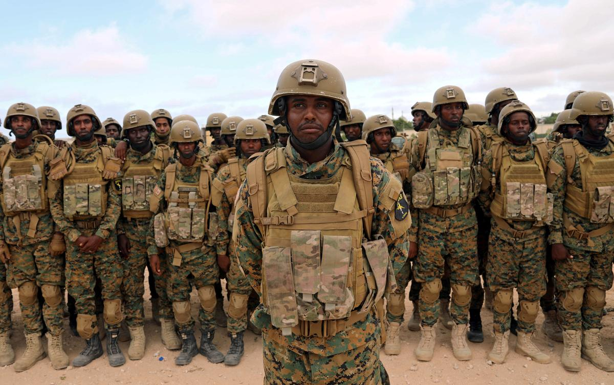 Clashes break out in Somalia, slowing fight against al Qaeda-linked insurgents