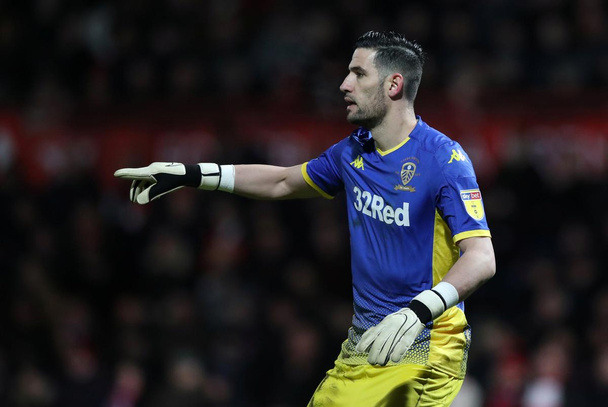 Soccer: Leeds goalkeeper handed eight-game ban after racism charge